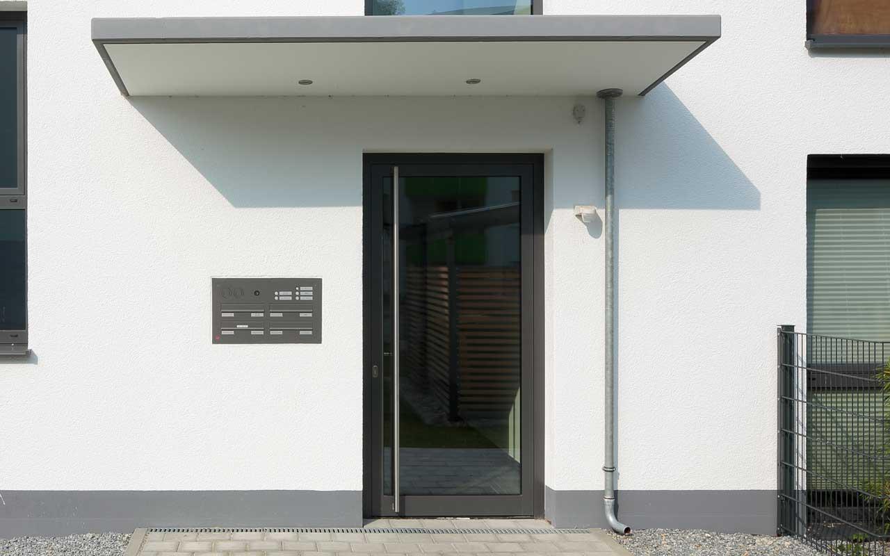 Haustüren für Ein- & Mehrfamilienhäuser